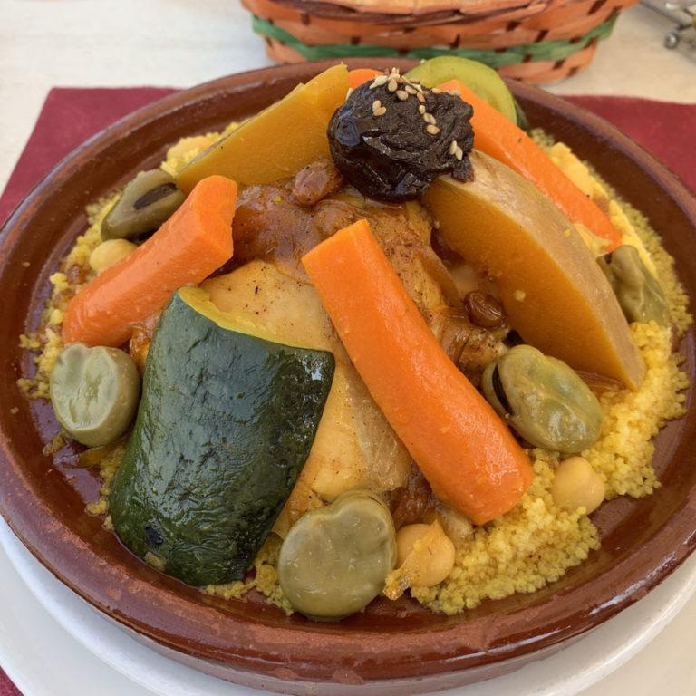 Puerto Mazarrón - Restaurant Alhambra